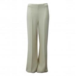 Pantalón ancho crepe BLUMARINE