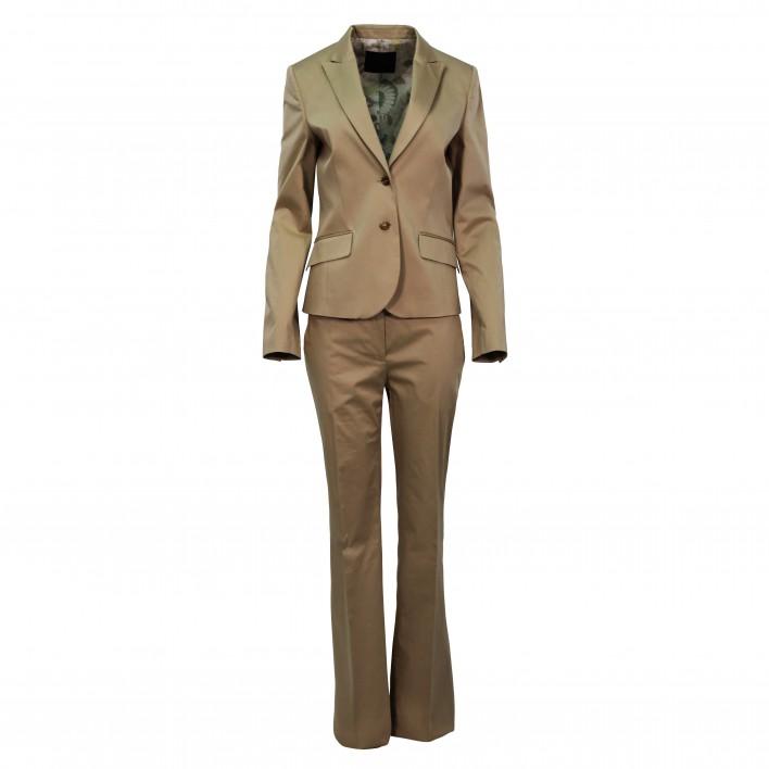 Traje de chaqueta pantalón beige (2 pzas) JOHN RICHMOND