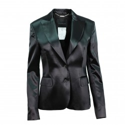 Blazer raso bordado espalda JOHN RICHMOND