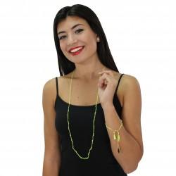 Collar hilo verde BLUMARINE