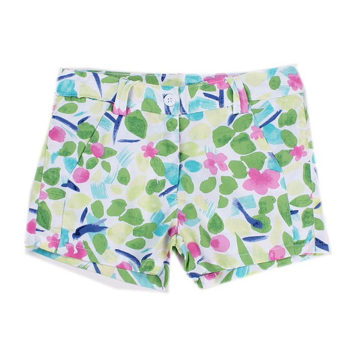 Short estampado multicolor