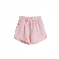 Short rosa 100%algodon