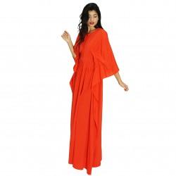 Vestido largo túnica BLUMARINE
