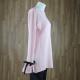 Jersey punto lazo manga rosa