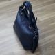 Bolso saco de mano con bandolera 100% piel marino
