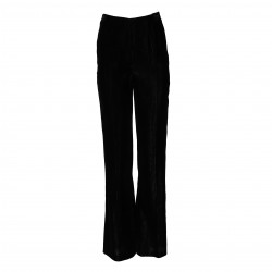 Pantalón acho pana negro BLUMARINE