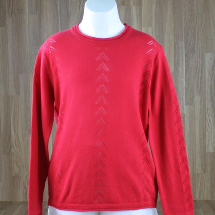 Jersey calados rojo